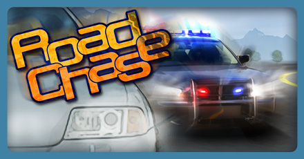 Road Chase title screen